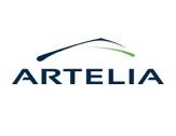 Artelia logo client vulcain engineering