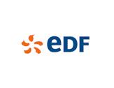 EDF logo client vulcain engineering