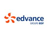 Edvance logo client vulcain engineering