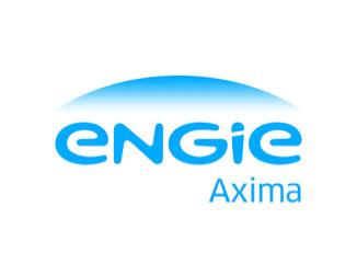 Engie Axima logo client vulcain engineering