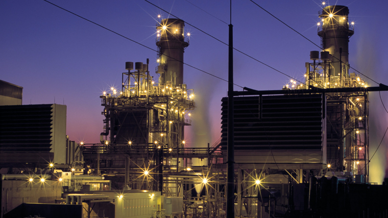 secteur gaz