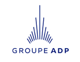 groupe ADP logo client vulcain engineering