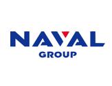 Naval Group logo client vulcain engineering