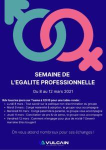 Programme semaine égalité pro 2021